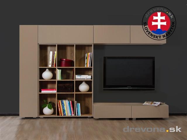 Vhodný nábytok vám môže zväčšiť obývačku