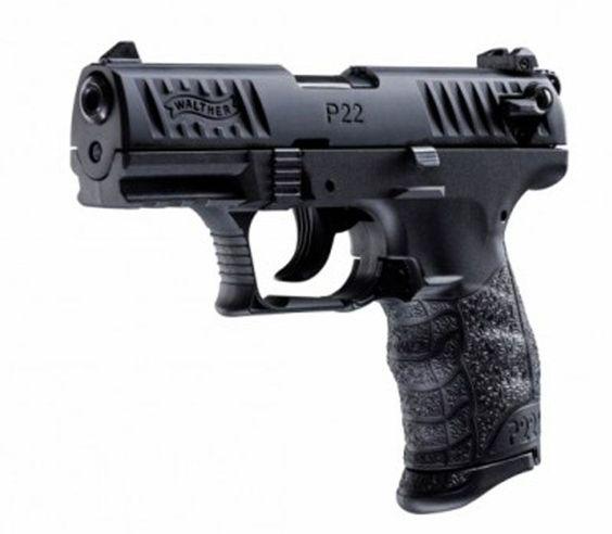 plynová pištoľ