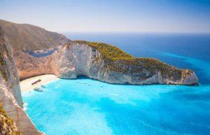 grécke ostrovy